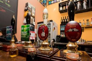 St Giles Ale House has won a countywide CAMRA award and has now been shortlisted for a regional award too.