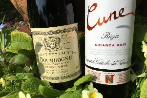 Wines for Easter lamb dishes