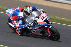 Peter Hickman. Photo: Dave Yeomans.