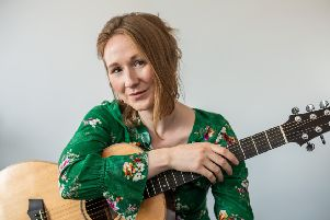 Saskia Griffiths-Moore is coming to Spilsby Theatre. Picture: Carl Russ-Mohl EMN-191004-163441001