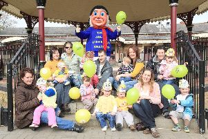 The Jolly Fisherman and Little Treasures Day Nursery 10 years ago.