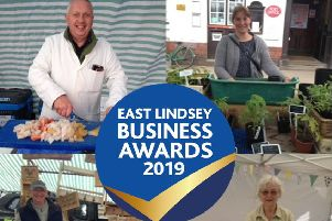 Who is your favourite East Lindsey market trader?