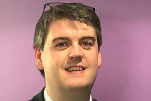Todd Johnson  has been appointed the  new Principal of Skegness Academy. ANL-190517-145044001