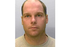 Peter Maunder: 16 months jail for affray, malicious communication and possessing a bladed article.