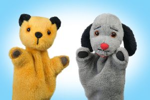 Sooty and Sweep are returning to Skegness to star in Sooty's Magic Show.