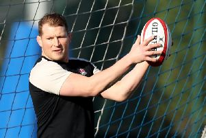 Dylan Hartley deserves a World Cup call-up, according to Martin Johnson