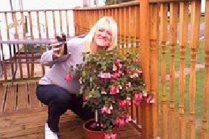 Family have released this picture of Linda Treeby. ANL-190606-081230001