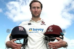 Alex Wakely has resigned as Northants captain