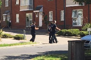 A man from Shoreham has been arrested. Picture: Emma Chapman