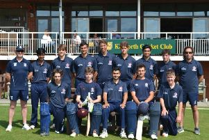 Northants Under-17s are national champions
