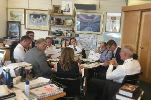 Meeting of All Party Parliamentary Group on Southern rail services