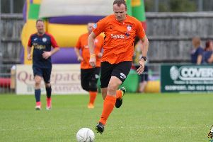 Players from Sands United Solent will take on Fleetlands FC in a charity match at the weekend to raise money for the charity. Picture: Keith Fuller