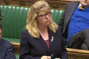 Maria Caulfield MP for Lewes