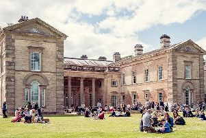 Families are being invited to join a sponsored 'toddle' at Compton Verney Art Gallery and Park. Photo submitted.