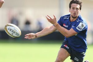 James Mitchell can't wait to make his mark at Saints
