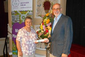 Alford has won four awards in this year's East Midlands in Bloom competition.