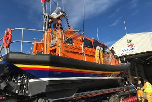 The RNLI in Skegness relies on its fundraisers to stay operational.