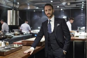 Jason Atherton has been crowned Chefs' Chef of the Year 2019.