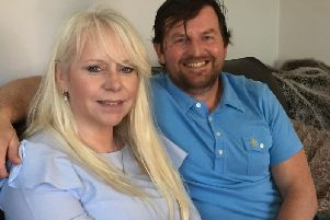 Nick Preston (52), who with his partner Kerry provide supported lodgings in Skegness.