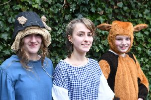 The Wizard of Oz is coming to Sleaford Playhouse next week, courtesy of Sleaford New Youth Theatre Juniors and Seniors. EMN-180903-133926001