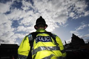Violent crime has risen in Northamptonshire in the past 12 months by 16 percent.