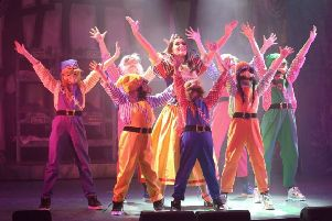 Snow White at Lincoln New Theatre Royal EMN-181231-154522001