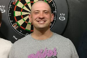 Rob Collins is to take part in the PDC UK Open