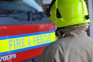 Lincolnshire Fire and Rescue.