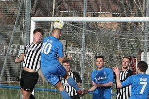 Potton v Colney Heath. Picture: Derek Blatch