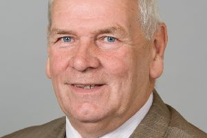 Keith Glazier, leader of East Sussex County Council