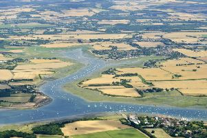Chichester Harbour is a special place, one of the great conservation areas of Britain