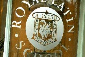 The Royal Latin School library image