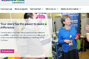 Healthwatch Lincolnshire launches its new website for patient views.