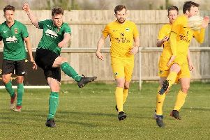 Tom Siddons made it five goals in eight starts with a double against Wellingborough EMN-190415-152110002