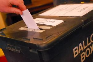 Two wards uncontested in South Kesteven elections.