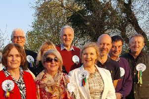 Lincolnshire Independents are turning to corwdfunding to afford to stand in the European elections. EMN-190422-133331001