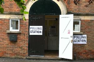 South Kesteven goes to the polls on may 2 in the local council elections. EMN-190424-160923001