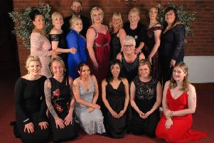 Ashdene Care Home annual charity ball. EMN-190205-130454001