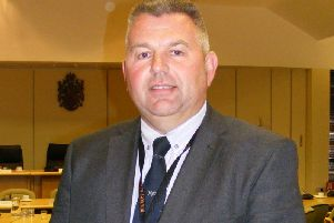 Coun Richard Wright - Leader of NKDC.