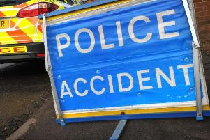 Two die in collision on A17 Leadenham bypass.