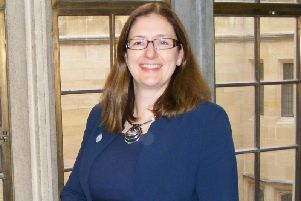 Dr Caroline Johnson, Mp for Sleaford and North Hykeham has voiced her backing for Boris Johnson as Tory party leader.