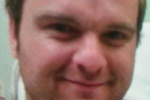 Missing - Andrew Doughty, last seen this morning in Rowan Close, Sleaford. EMN-190617-173450001