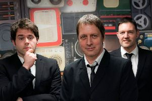 A Band Called Malice are coming to Sleaford Playhouse. EMN-190627-094719001