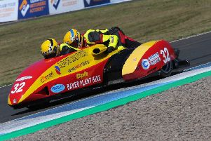 Horspole lie 14th in the overall British Championship standings EMN-190807-183434002
