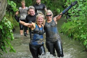 Can you take on the 'Mighty Mudder' challenge?