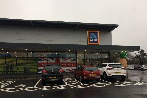 The store in Saxon Way West