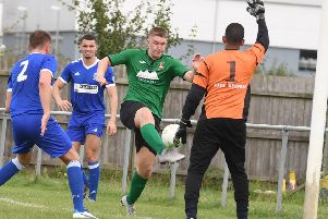Taylor Gray claimed Town's first equaliser EMN-190508-184315002