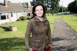 Caroline Coram prospective parliamentary candidate for the Brexit Party in Sleaford and North Hykeham. EMN-190829-165715001