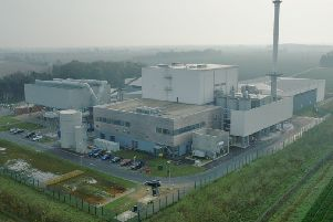 Sleaford Renewable Energy Plant. EMN-190918-172052001