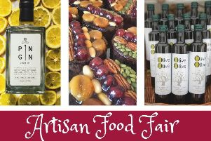 Easton artisan food fair. EMN-190711-173648001